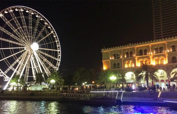 Six-Emirates city tour