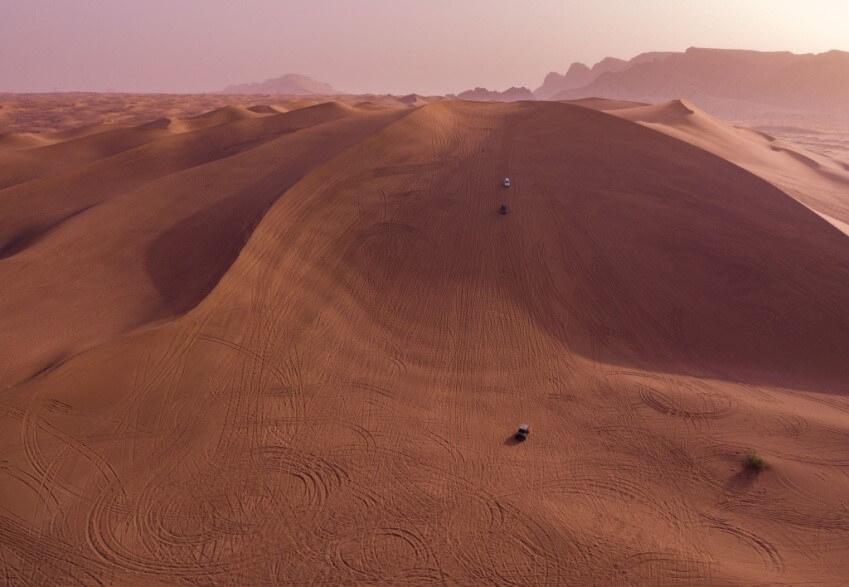 Al-Faya-Desert-in-Sharjah